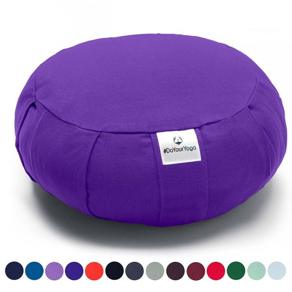 Zafu moogli violet